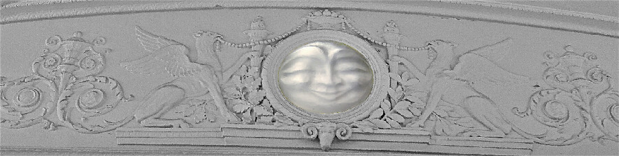 Skylight Ceiling Moonface