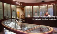 Inside The Skylight Jewelers Gallery on School Street