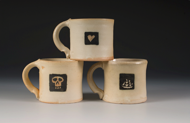 Pirate Mugs