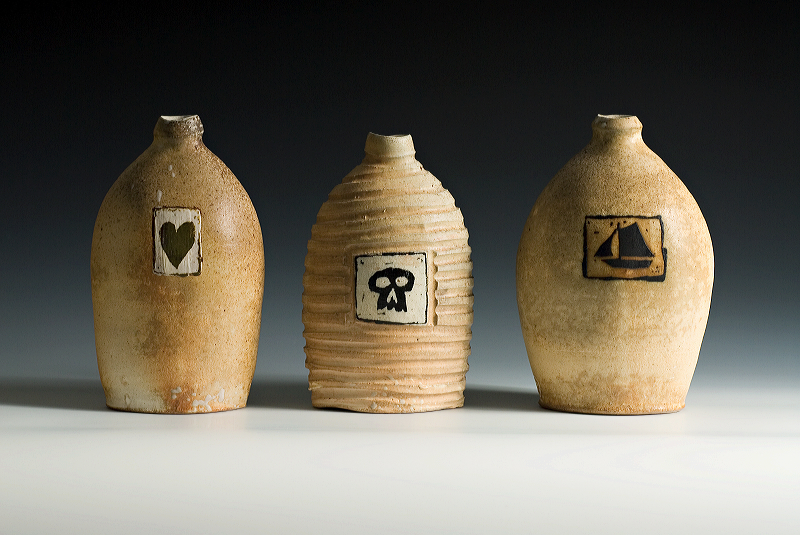Piratware Jugs by Sam Taylor