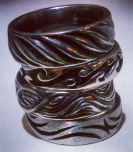 custom steel rings