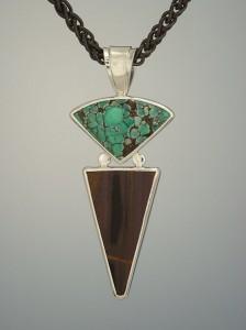 Murphy designs phantom jasper pendant
