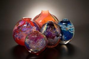 Inhabited Vases