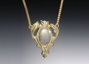 Learn about opal gemstones