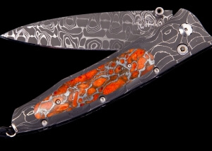 William Henry Coral Web Knife