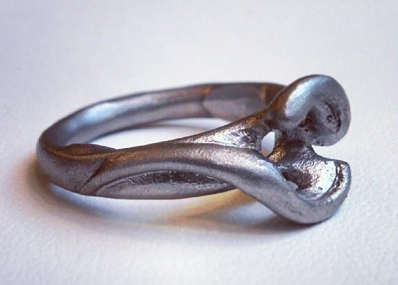 Custom Jewelry Design Enement Rings