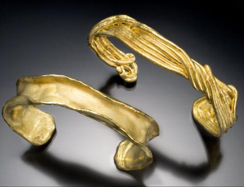 Pure & Native Gold Bracelets
