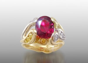 learn about ruby gemstone