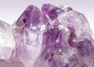 Amethyst Crystal Gemstone