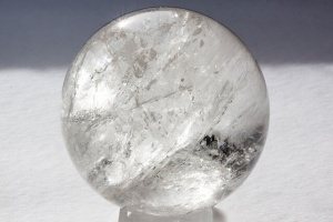 Rock Crystal Ball