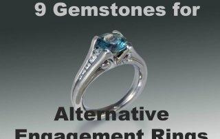 9 Gemstones For an Alternative Engagement Ring
