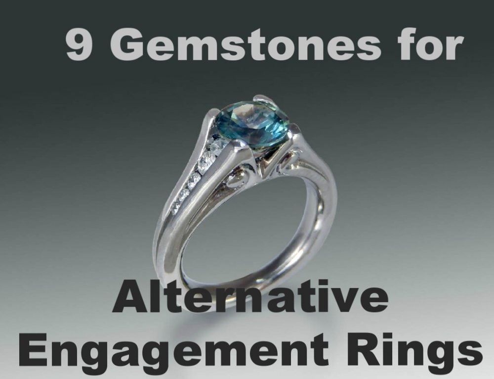 9 Gemstones for an Alternative Engagement Ring