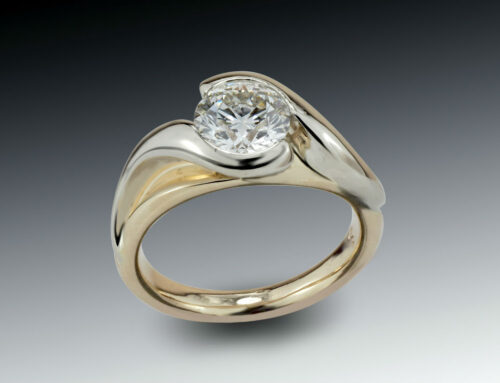 Two Tone Bypass Ring