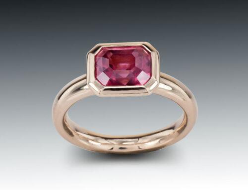 Pink & Rose Ring